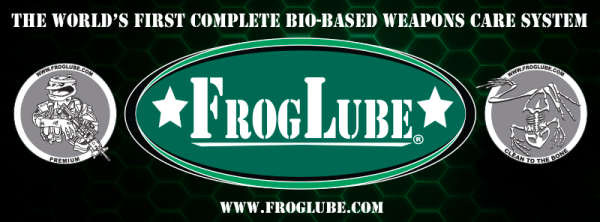 Frog Lube is one of the best CLP products on the market.