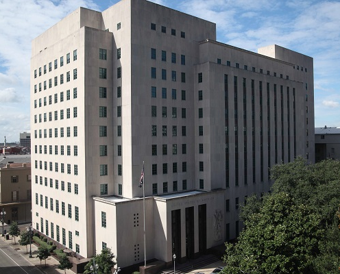 The U.S. 5th Circuit Court of Appeals in New Orleans.
