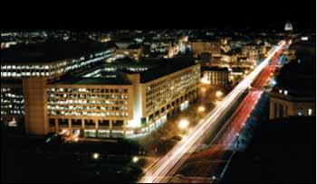 FBI HQ in Washington DC