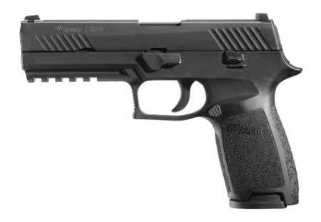 SIG SAUER P320 Duty Pistol