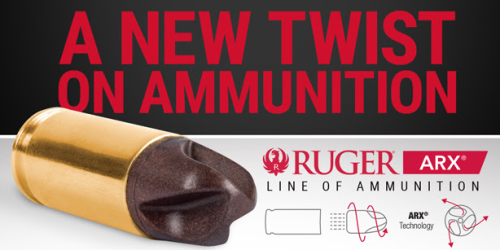 Ruger expands its brand with the new AMX ammunition line.
