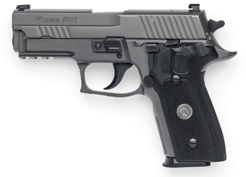 Like other P229 models, the Legion P229 is the most compact model in the series.