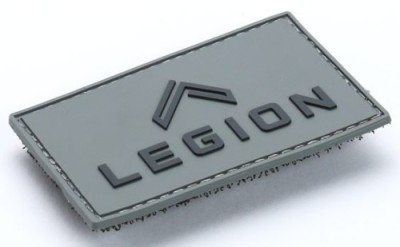 Legion is marketed towards an exclusive club.