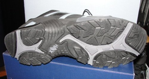 Haix heels are scientifically designed for grip, comfort, balance, and non-marking.