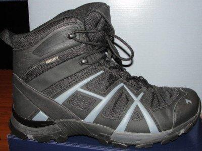 """Haix Black Eagle 10"""" mid Athletic boot."""