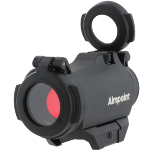 The Aimpoint H-2 is similar to the T-2 optic.