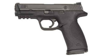 The Smith & Wesson M&P 9mm (photo by S&W).