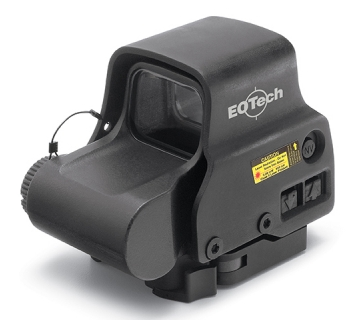 The EOTech EXPS3 was selected by US Special Operations Command (photo by EOTech).