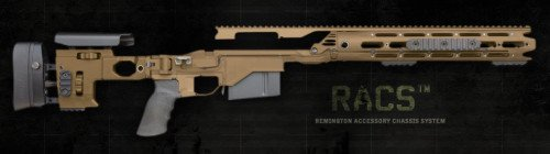 The Remington RACS is fully modular (photo by Remington).