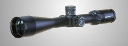Another look at the new Nightforce SHV rifle scope.