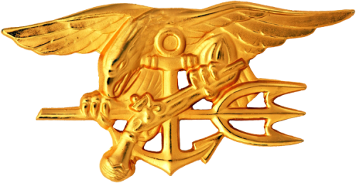 The U.S. Navy SEAL Trident