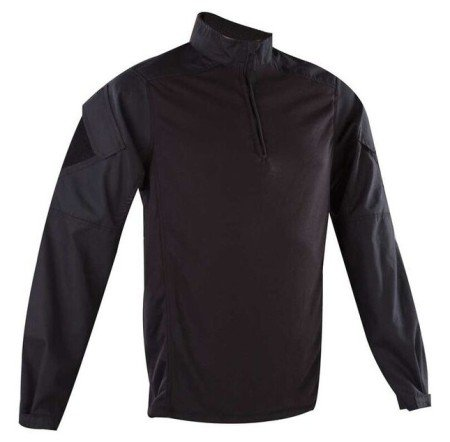 The Urban Force TRU 1/4 Zip Combat Shirt is made to be much more comfortable under heavy armor than traditional fabrics.