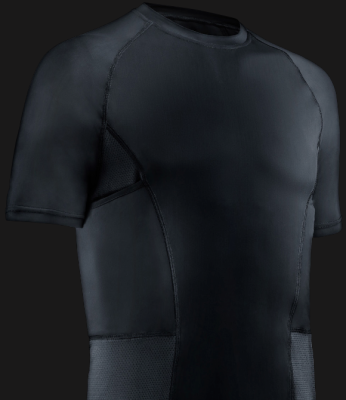 The base layer T-shirt is an integral part of the HyperX System.