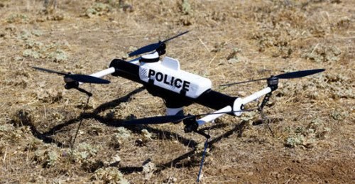 Police could find very legitimate uses for UAV's for surveillance, search & rescue, or monitoring large events (photo by economist.com).
