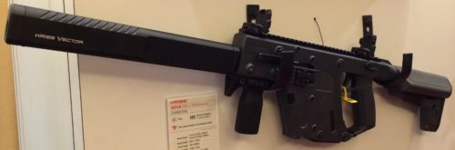 Kriss Vector Gen II in 9mm