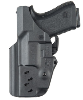 The new GLS Pro-Fit 575 IWB holster combines Level II retention with a high level of conceal ability.
