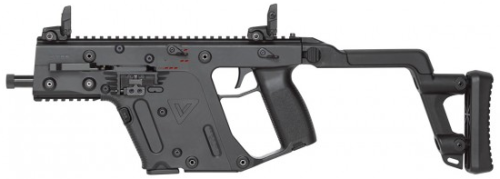 The original Vector is chambered in .45 ACP.