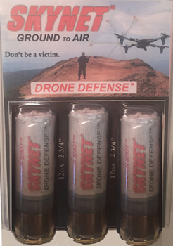 SKYNET drone defense rounds. They're not cheap, but defeating drones may be worth the cost.