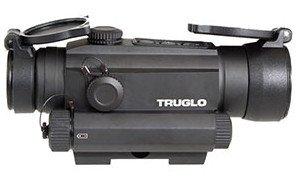 TRUGLO TRU-TEC 30mm optic with laser option.