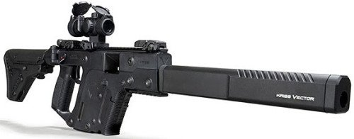 The Vector Gen II Enhanced Carbine comes with KRISS enhanced shroud.