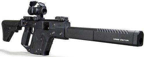 The Vector Gen II Enhanced Carbine comes with KRISS enhanced shroud.