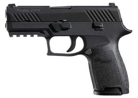 The Sig Sauer P320 Compact could be an excellent off-duty pistol.