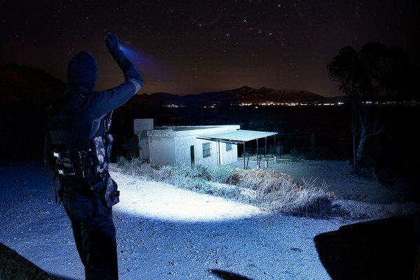 Modern high-lumen flashlights can be tremendously valuable in proper low light threat identification.