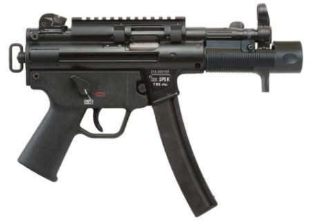The HK SP5K brings a whole new look to the MP-5.
