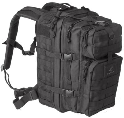 Exos Gear Bravo Series pack in black.