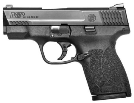 The new M&P Shield in .45 ACP completes the line.
