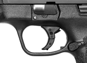 The S&W M&P Shield trigger is much improved.
