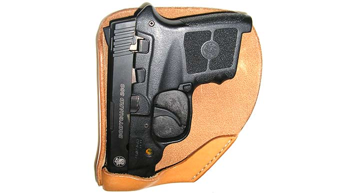 Smith & Wesson Bodyguard 380 Holster Guide