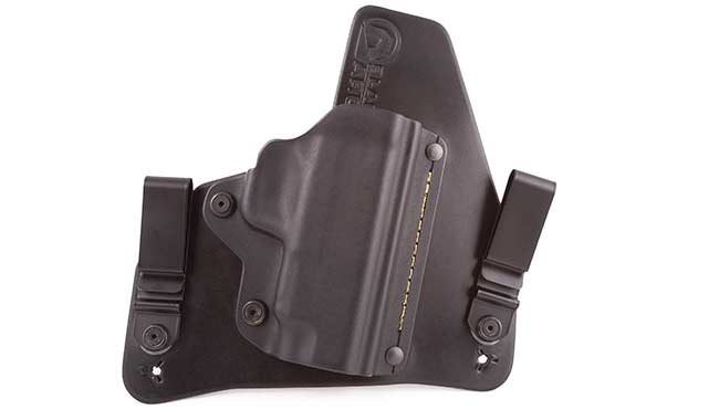 Black Arch Holsters for Bodyguard 380