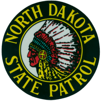 Photo from North Dakota State Patrol.