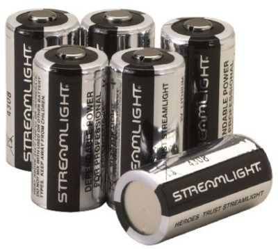 CR123 batteries have become highly popular, but run nearly $1.50 per battery!