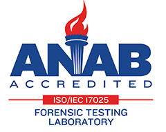 DNA Labs is fully accredited.