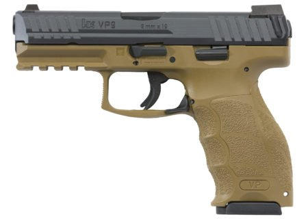 The VP9 with FDE frame.