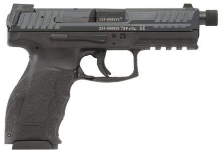 Another look at the HK VP9 Tactical.