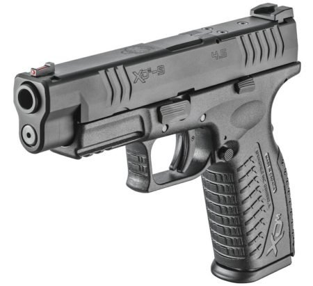 The full-size XDM offers a lot to shooters, with or without the optic.