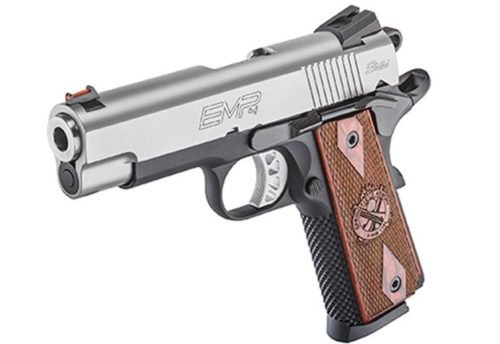 The new Champion EMP .40 S&W if a very attractive handgun.