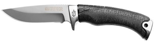 The Gerber Gator Premium fixed blade knife.