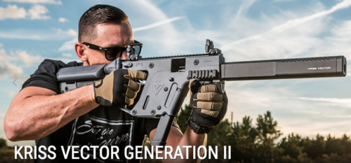 The New KRISS Vector Gen II in 10mm!