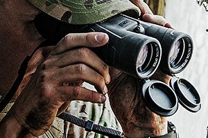 Police have been using quality binoculars like Steiner for many years.