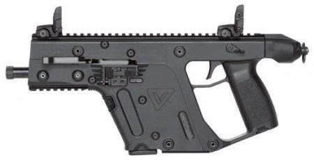 The KRISS Vector II SPD in black.