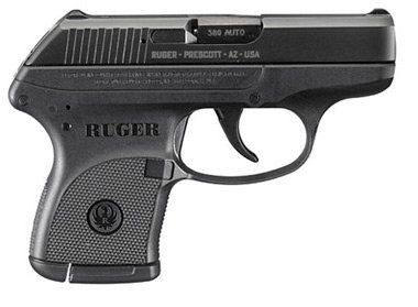 The original Ruger LCP.