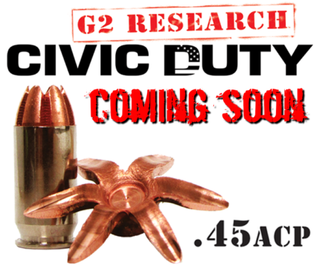 The incredible expansion of the Civic Duty ammo is eye-opening.