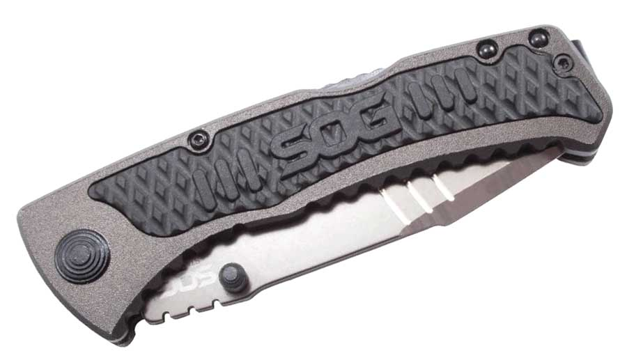 SOG Sideswipe sw1011-cp Review