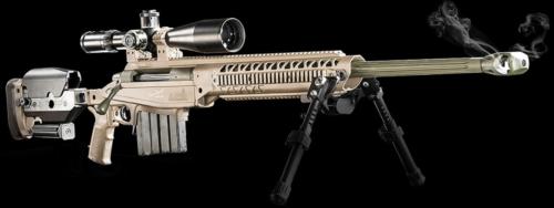 The APO Super Sport rifle.