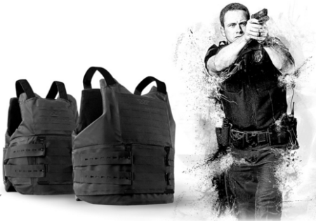 RISE soft armor provides comfort and upgraded concealable rifle protection.