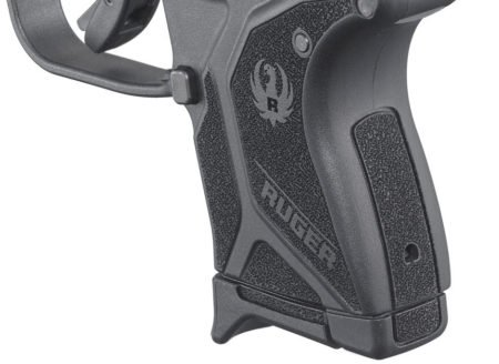 The new LCP II grip appears to be more comfortable with more grip than the original.